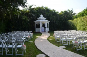 Raquel and Racheed Gazebo Ceremony and Weddign Reception Ciudamar at Killian Palms Country Club 11.15 (29)