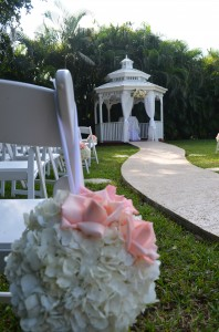 Raquel and Racheed Gazebo Ceremony and Weddign Reception Ciudamar at Killian Palms Country Club 11.15 (30)