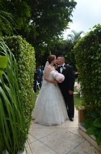 Raquel and Racheed Gazebo Ceremony and Weddign Reception Ciudamar at Killian Palms Country Club 11.15 (57)