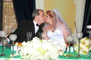 Meyvis and James Wedding Reception Grand Salon Ballroom