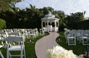 Gazebo Ceremony, Ciudamar , </p> <p>Grand Salon Ballroom at Killian Palms Country Club 1