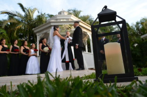 Gazebo Ceremony, Ciudamar, Grand Salon Ballroom at Killian Palms Country Club