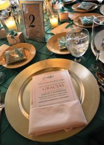 Grand Salon Ballroom at Killian Palms Country Club Wedding Reception Gazebo Ceremony Ciudamar Room