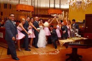 Yailiman and Eric Wedding Reception Grand Salon Reception Hall Grand Salon Ballroom Ciudara Killian Palms Country Club