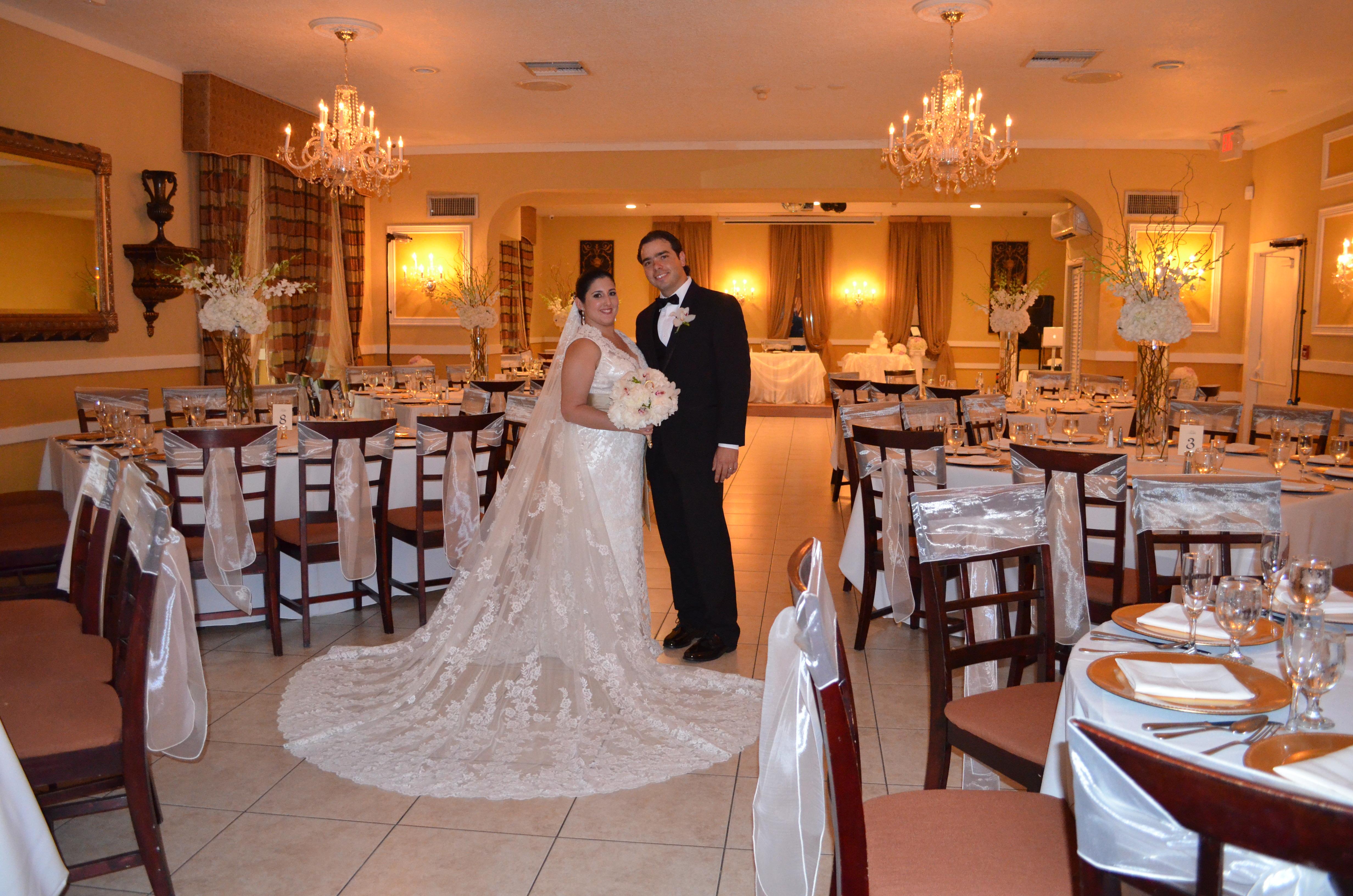 Patricia Amp Yaroslav Gazebo Ceremony And Wedding Reception