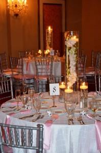 Wedding Reception Grand Salon Reception Hall Grand Salon Ballroom at Killian Palms Country Club