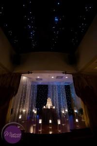 Grand Salon Reception Hall Wedding Reception Gazebo Ceremony-- Grand Salon Ballroom at Killian Palms Country Club 11