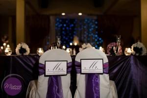 Grand Salon Reception Hall Wedding Reception Gazebo Ceremony-- Grand Salon Ballroom at Killian Palms Country Club 19