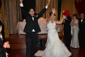 Claudia and Anthony Wedding Reception Grand Salon Reception Hall 4