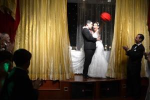 Claudia and Anthony Wedding Reception Grand Salon Reception Hall 6