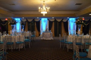 Grand Salon Ballroom at Killian Palms Country Club 15th Birthday Party 15