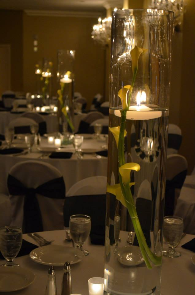 Miranda Amp Alexis Wedding Reception Grand Salon Reception Hall