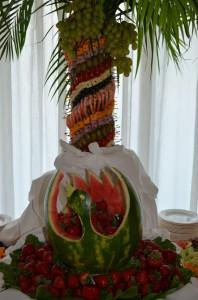 Grand Salon Reception Hall Wedding Reception Killian Palms Country Club 14
