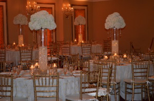 Grand Salon Reception Hall Wedding Reception Killian Palms Country Club 2