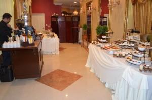 Grand Salon Reception Hall Wedding Reception Killian Palms Country Club 31b