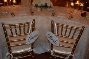 Grand Salon Reception Hall Wedding Reception Killian Palms Country Club 34