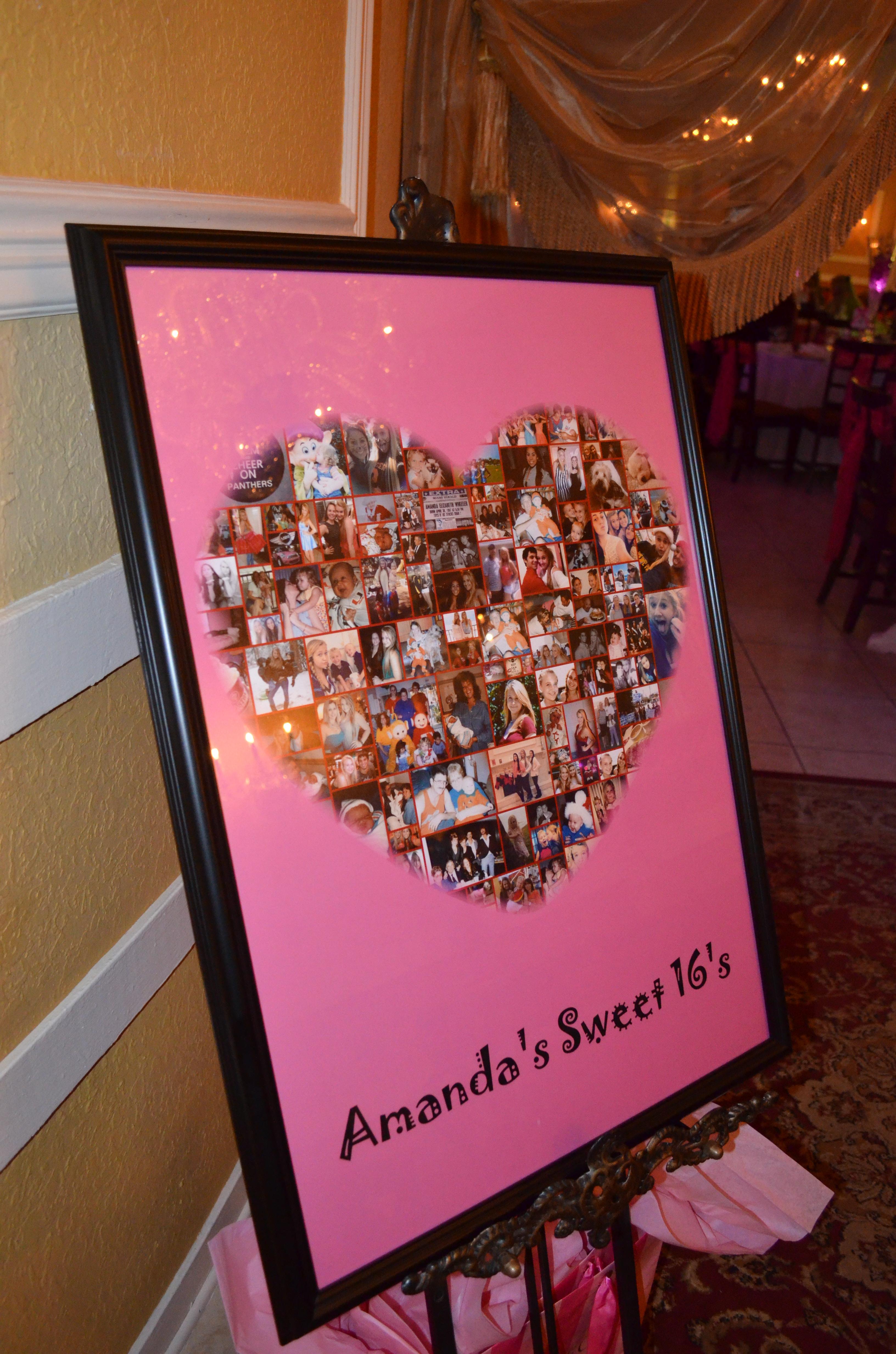 Banquet Halls In Miami Amanda S Sweet 16 Birthday