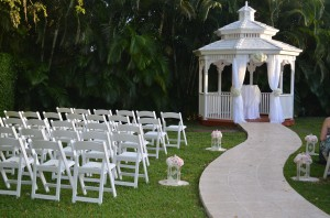 Ciudamar at Killian Plams Country Club- Wedding Reception- Gazebo Ceremony 1
