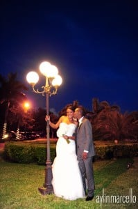Grand Salon Ballroom at Killian Palms Country Club Gazebo Ceremony Wedding Reception 25