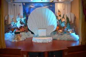 Grand Salon Ballroom at Killian Palms Country Club