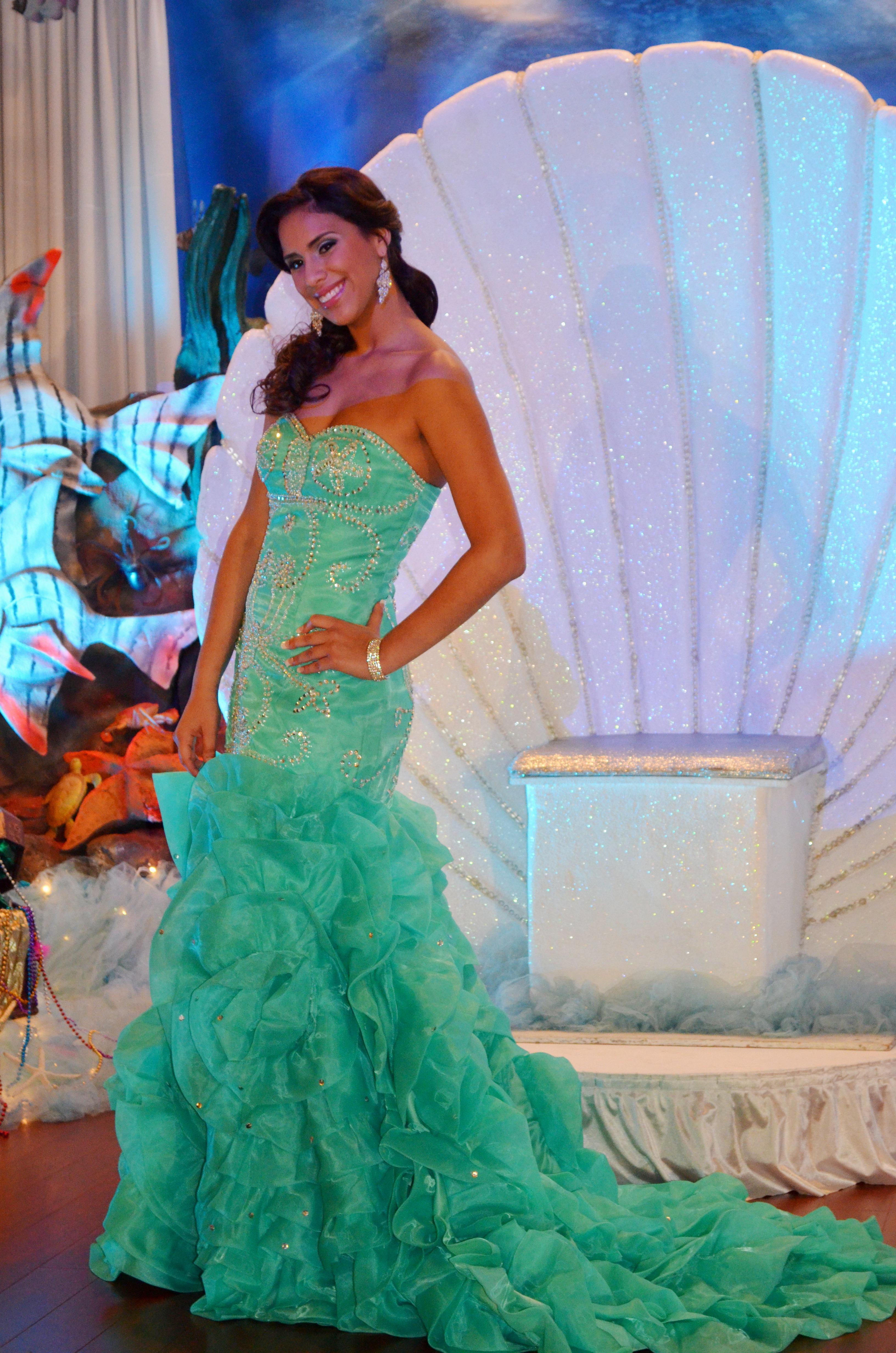 Lorena\'s 15th Birthday Party at Grand Salon