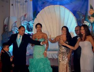 Grand Salon Reception Hall Lorena 15th Birthday Party 17