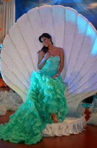 Grand Salon Reception Hall Lorena 15th Birthday Party 9