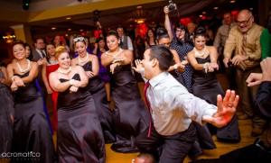 Grand Salon Ballroom at Killian Plams Country Club Gazebo Ceremony Wedding Reception (32)