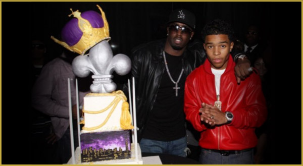 Justin Combs' 16th Birthday Party
