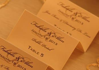 ballroom wedding invitations Miami