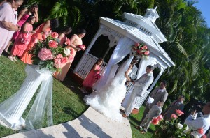 Ciudamar at Killian Palms Country Club Gazebo Ceremony Wedding Reception Miami Weddings (10)