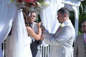 Ciudamar at Killian Palms Country Club Gazebo Ceremony Wedding Reception Miami Weddings (9)