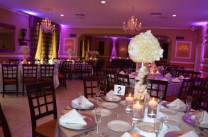 Gazebo Ceremony, Wedding Reception, Ciudamar, Grand Salon Ballroom at Killian Palms Country Club, Mini Reception, Grand Salon Reception Hall (40)