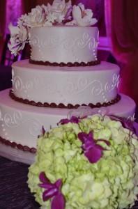 Gazebo Ceremony, Wedding Reception, Ciudamar, Grand Salon Ballroom at Killian Palms Country Club, Mini Reception, Grand Salon Reception Hall (47) a