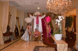 Grand Salon Ballroom at killian Palms Country Club Quinces Fifteens (28)