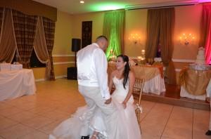 Gazebo Ceremony Wedding Reception Ciudamar at Killian Palms Country Clun Miami (104)