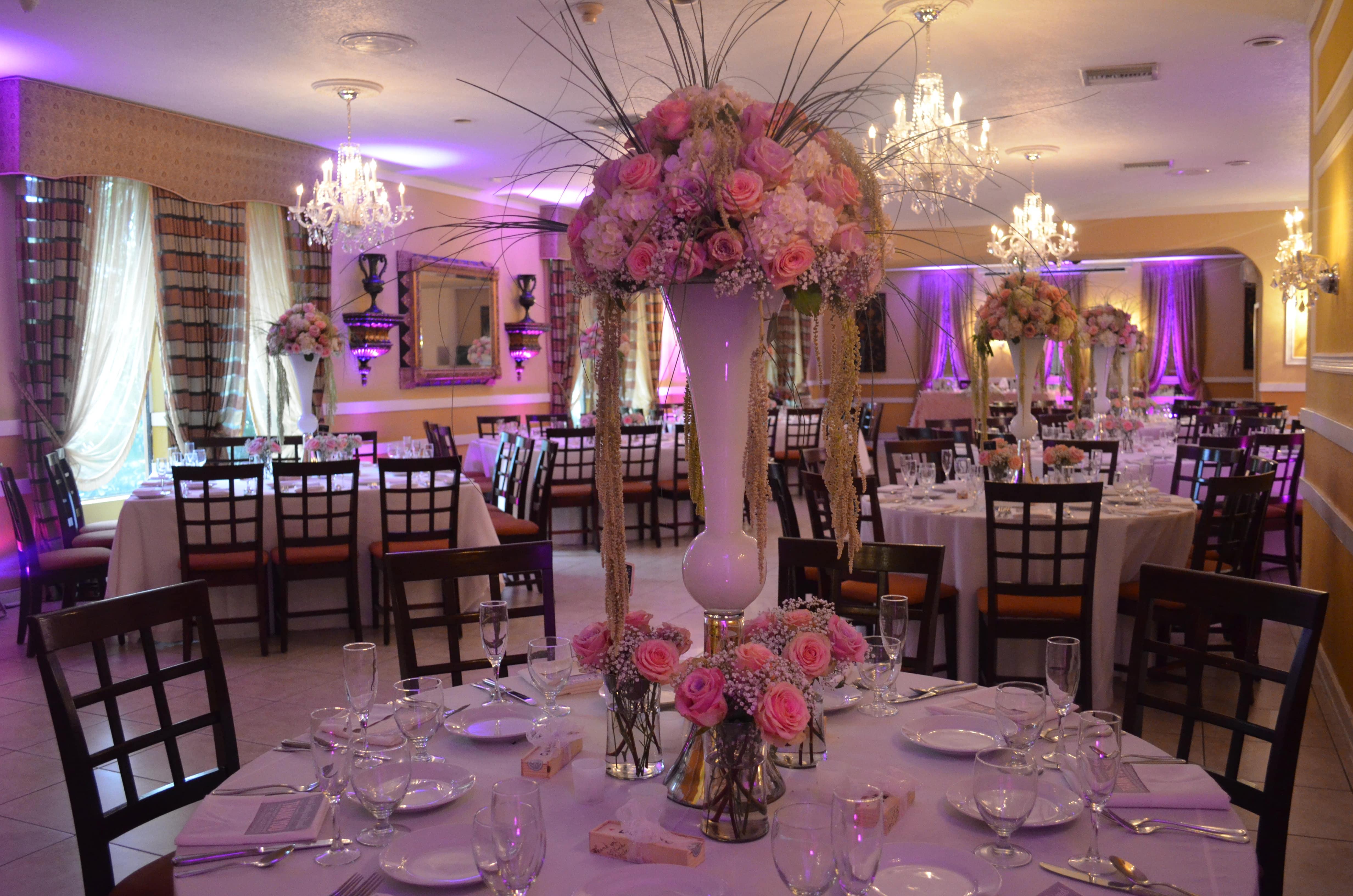 Michelle & Gabriel Gazebo Ceremony & Wedding Reception