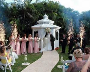 Grand Salon Ballroom at Killian Plams Country Club, Wedding Reception, Gazebo Ceremony (29)