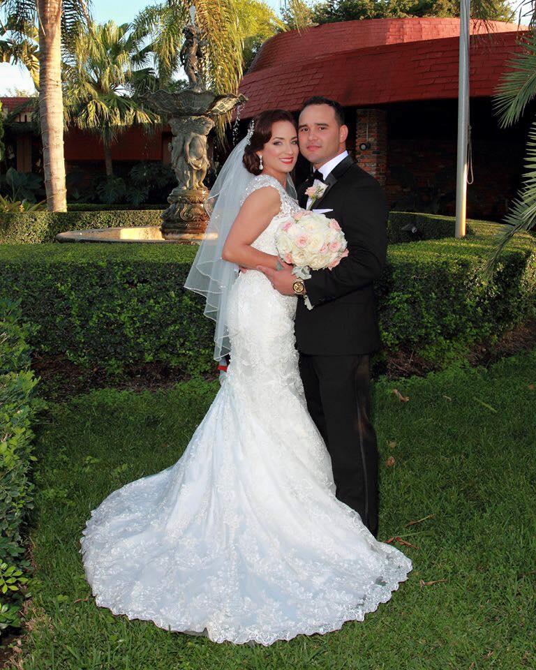 Wedding Ceremony And Reception: Yelaine & Diego Gazebo Ceremony And Wedding Reception