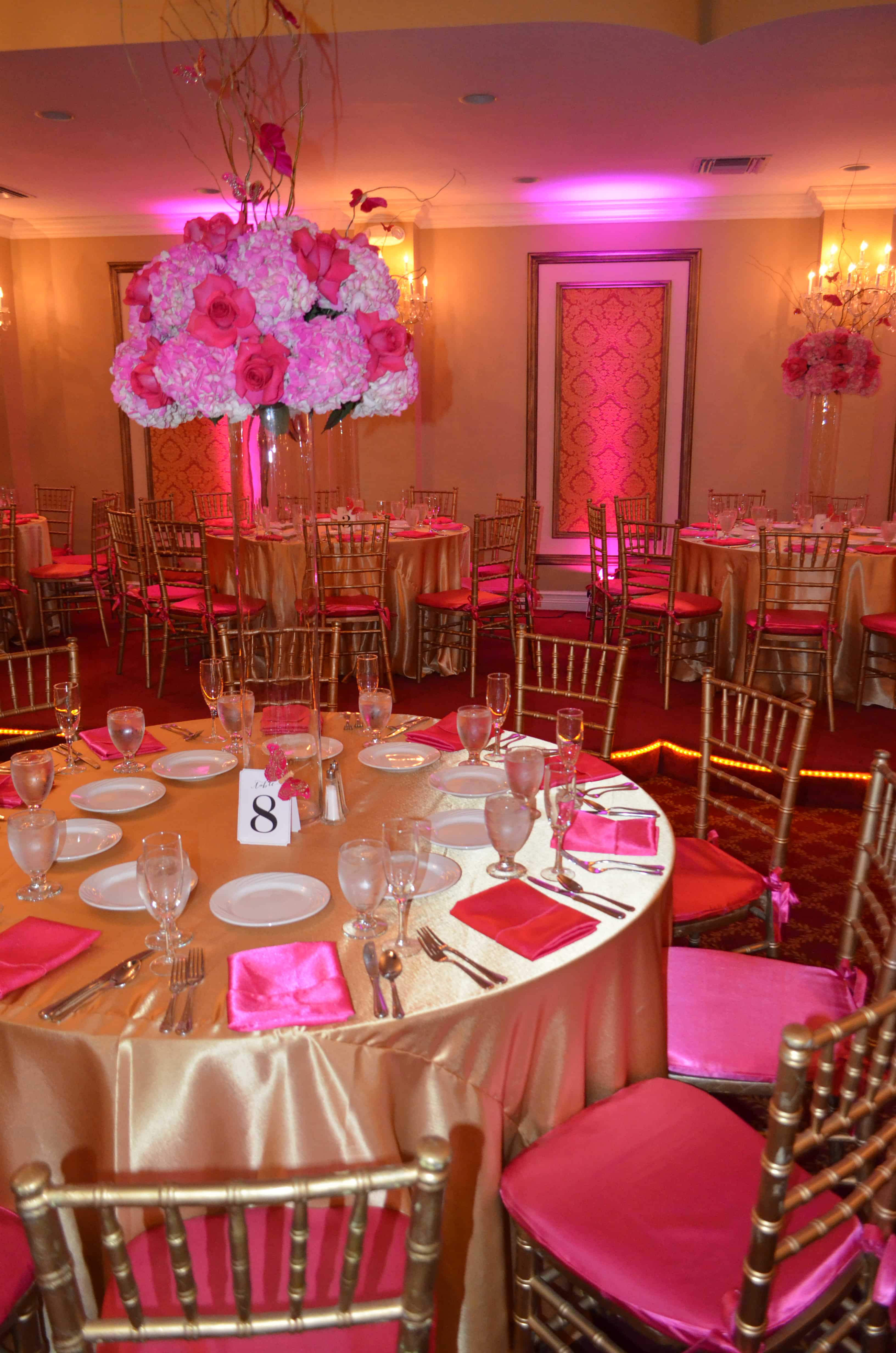 Gabriela S 15th Birthday Party At Grand Salon