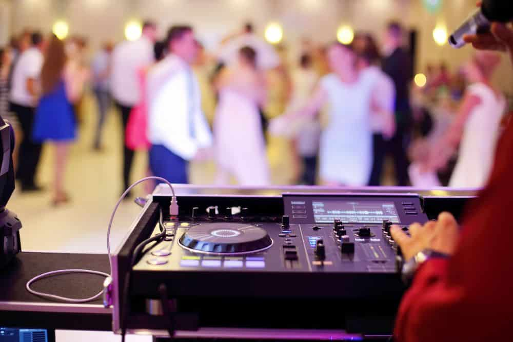 DJ Sweet 16