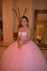 Quinceanera fashion