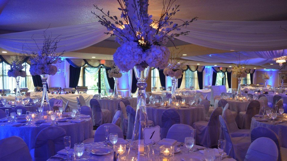 Grand Salon Reception Hall birthday party venue