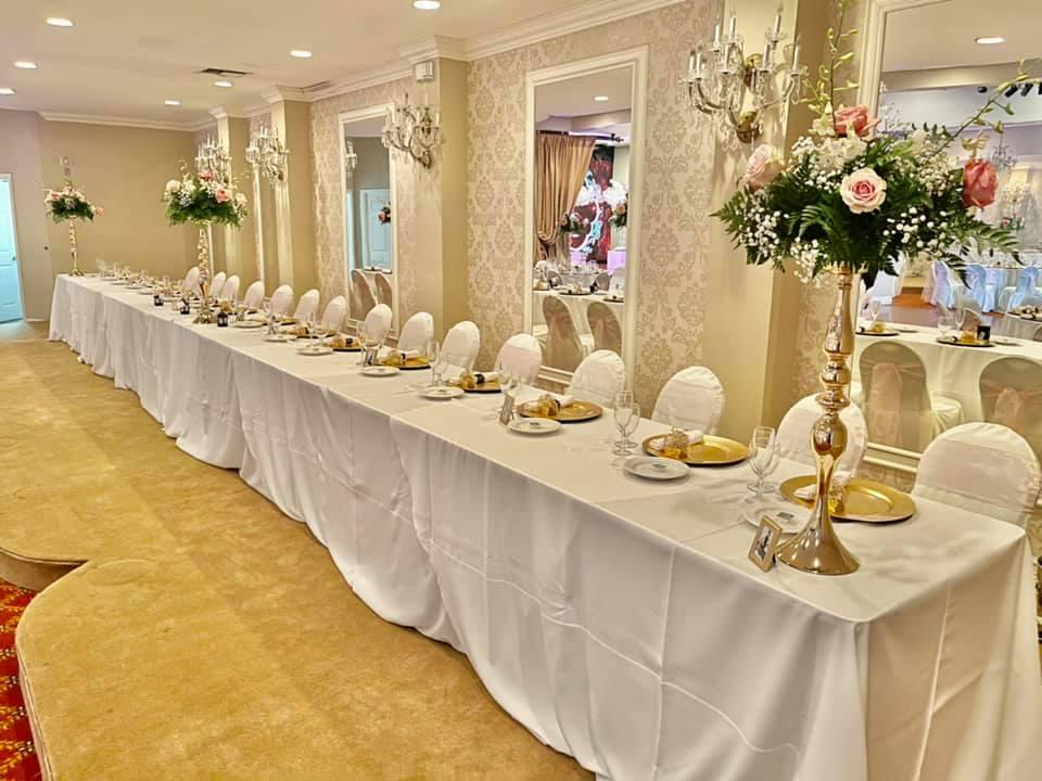 Grand Salon reception hall